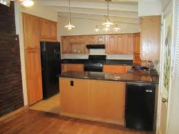 painted kitchen cabinets with black appliances. Ceramic Floor Tiles And How Painted Kitchen Cabinets With Black Appliances To Paint K