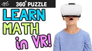 math puzzles for kids learn math in vr