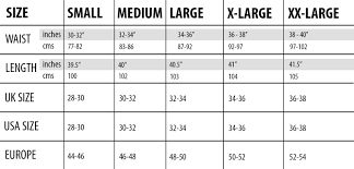 Pick The Right Size Via This Size Chart By Squat Wolf