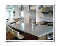 zinc kitchen custom stainless steel countertops michigan