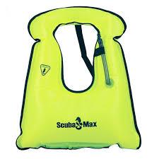 Scubamax Sv 01 Snorkeling Vest