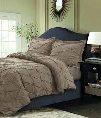 taupe duvet cover taupe brown pinch pleated duvet cover twin set chic pinched mackenna paisley duvet