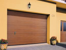 Sectional doors | KM-PLAST