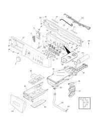 R9188 1 frigidaire affinity parts diagram