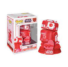 However, the love for star wars is always strong, and no better way to celebrate this lovely holiday than with some star wars love. Star Wars Valentines Funko Pop R2 D2 With Heart Pink Valentines 4 Big Apple Collectibles