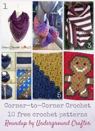 Crochet Box Stitch Pattern New Decoration