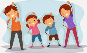 Image result for family fitness night