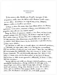 psychology as a science essay consultant cover letter research  paper president obamas handwritten essay marking the th president obamas paper abraham lincoln rise to national