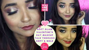 valentines day makeup tutorial 2018 romantic date night makeup best makeup remendations india