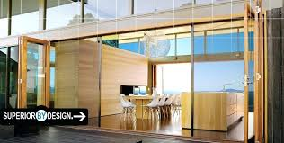 folding glass doors cost interesting accordion glass doors with screen with folding exterior glass doors cost
