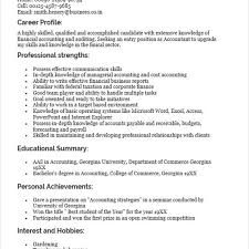profile summary in resume for freshers 30 fresher resume templates download free premium templates in