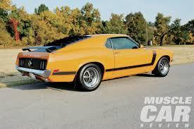 1970 Ford Mustang Boss 302 - Tornado Boss - Hot Rod Network