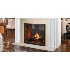 direct vent gas fireplace marquis ii see through