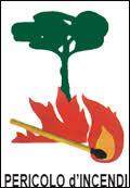 Risultati immagini per stato alto rischio incendio boschivo