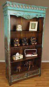 santa bookcase turquoise contemporary office desk easy floating shelves invisidoor hinge ikea thin shelf bronze brackets