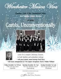 Christmas Concert Poster Christmas Concert Poster Jpg Winchester Musica Viva