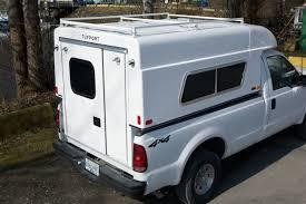 Tufport Utility Work Truck Slide-In | MicroCampers | Pickup camper ...
