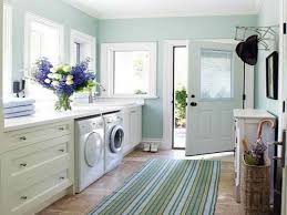 laundry room lighting ideas laundry room with light wall color and stripes rug laundry room
