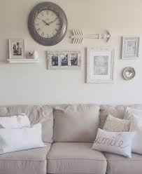 gray and white furniture. beigegraygreige use a clock as your gray and white furniture r