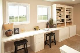 cabinets for home office. Charming Idea Home Office Cabinets Modern Decoration Built For U