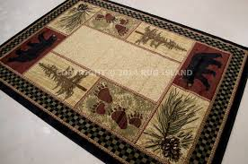 excellent items in rug island on pertaining to bear area rug modern