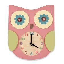 owl clock 2 colors owl clock owl