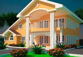 house plans ghana offei bedroom plan in