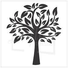 Family Tree Tree Template Family Tree Stencil Family Tree Template Tree Stencil Tree Branch Stencil Large Tree Stencil Tree Template Sign Stencil