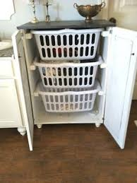 dresser that can hide laundry baskets no more clothes on the floor