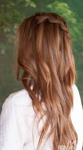 Hairstyle Waterfall vertical waterfall braid hairstyle tutorial hair romance 6277 by stevesalt.us