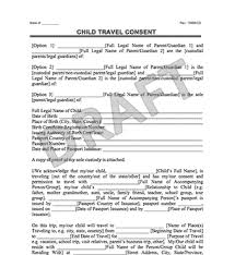 authorization letter accompany child child travel consent form create letter school district lancaster cancels students field trip state consent letter for children travelling abroad