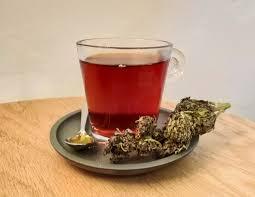 can tea get u high