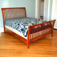 mission style bed frame plans craftsman style bed queen size sleigh bed craftsman style queen size