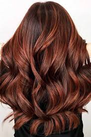 Red Hair To Brown Hair Colour Chart Red Hair Color 24 Seductive Shades Of Red Hair For Any