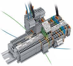 supplier distributor of terminals terminal blocks wiring wago full line