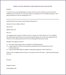 Disability Appeal Letters Unemployment Letter Template Appeal Letters Of Sample Awesome