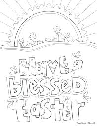 Free Easter Coloring Pages For Sunday School Free Coloring Pages