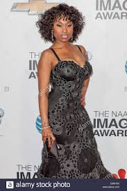 Porscha Coleman at arrivals for NAACP Image Awards, Shrine Stock Photo -  Alamy