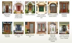 Attractive Entry Door Styles Provia Doors Paul Henrys Window Installation