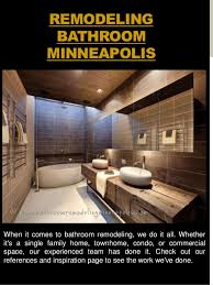 Minneapolis Bathroom Remodel Interesting Bathroom Remodel Minneapolis