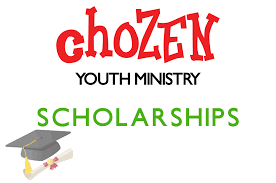scholarships chozen teens youth ministry 2014 scholarships