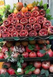 pomegranates istanbul turkey street food turkish recipes turkish delight roma