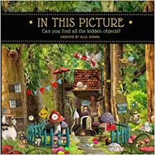 You can download hidden objects games right from our page. In This Picture Can You Find All The Hidden Objects Simms Elle 9781979061575 Amazon Com Books