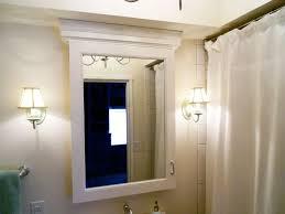 Recessed Bathroom Mirror Cabinets Ikea Bathroom Mirrors Bathroom Ideal Bathroom Cabinet Home Depot