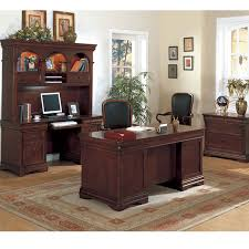 rue de lyon executive desk set