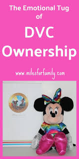 The Emotional Tug Of Dvc Ownership Miles For Family
