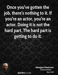Morgan Freeman Quotes Custom Morgan Freeman Quotes QuoteHD