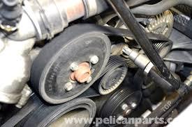 bmw the infamous alternator bracket oil leak on the e65 bmw 7 large image extra large image