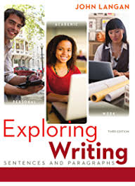 exploring writing paragraphs and essays college ie overruns  exploring writing sentences and paragraphs 3rd edition