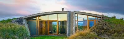 Building Underground Homes This Amazing Icelandic Home Is Buried Beneath The Earth